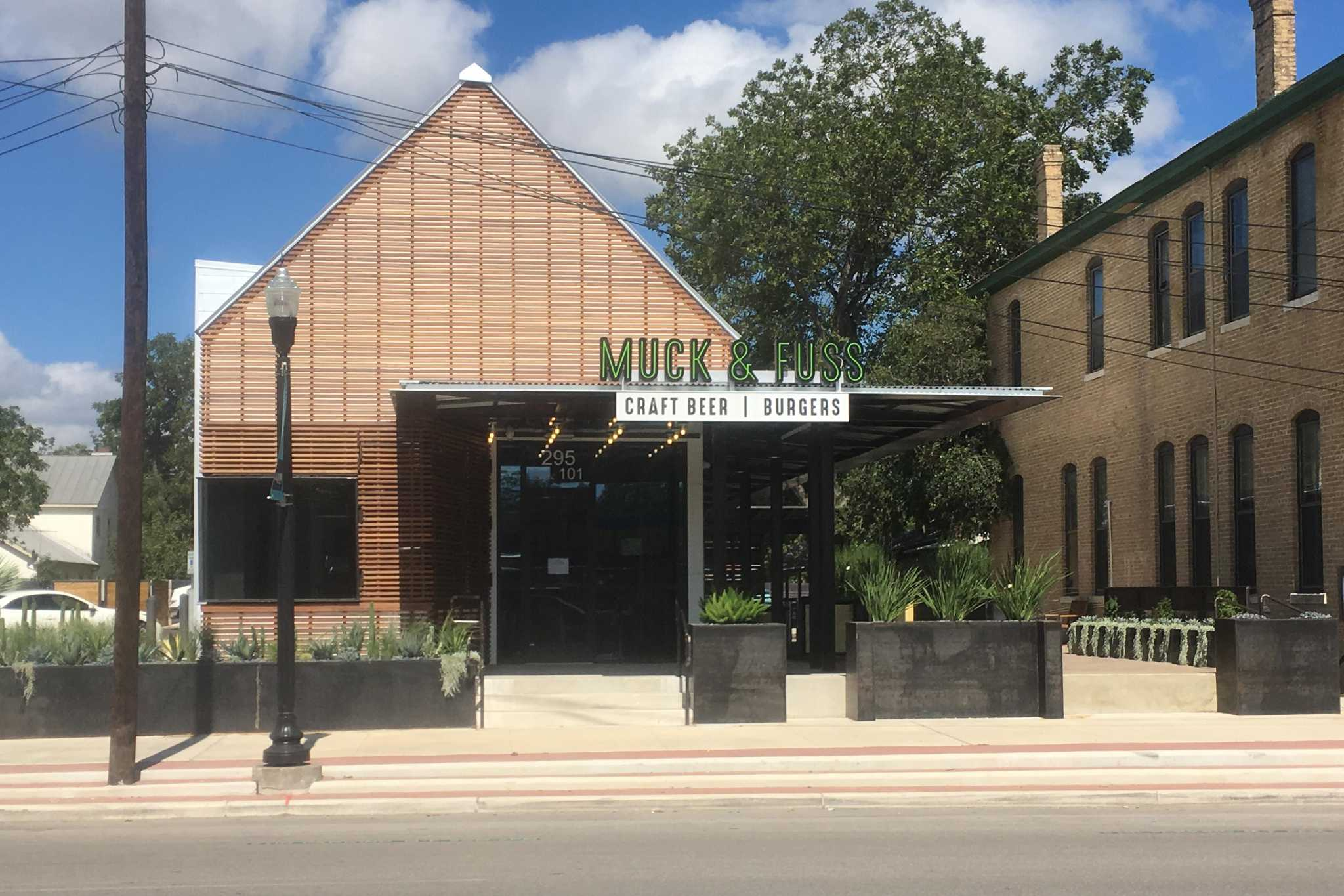 Muck Amp Fuss Sidecar Now Open In Downtown New Braunfels