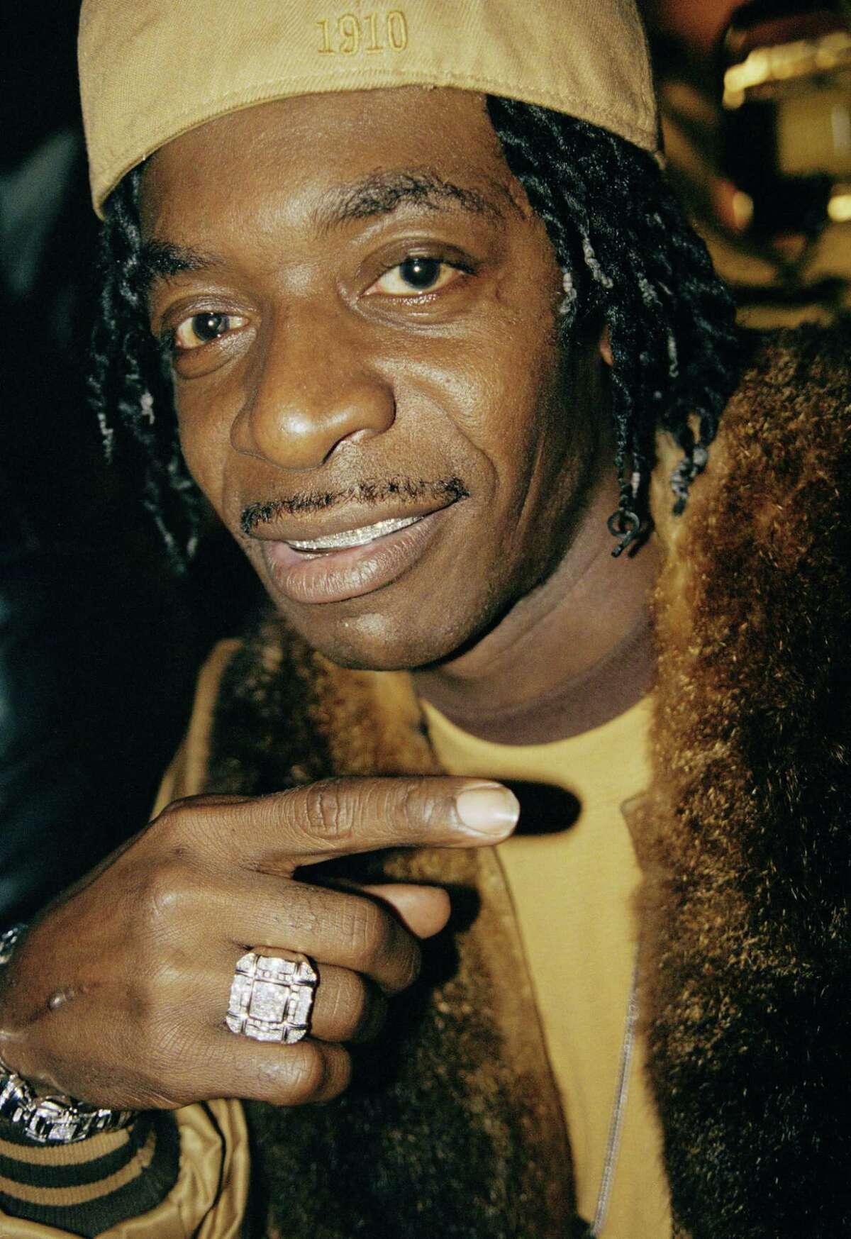 Houston hip-hop personality Darrell Veal aka Wickett Crickett. Crickett was a promoter, radio host, humanitarian and emcee.