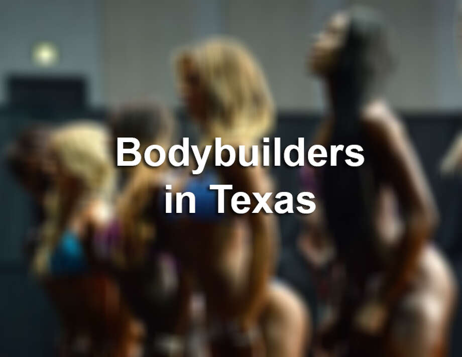 See photos from bodybuilding events in Texas. Photo: Kim Brent/The Enterprise