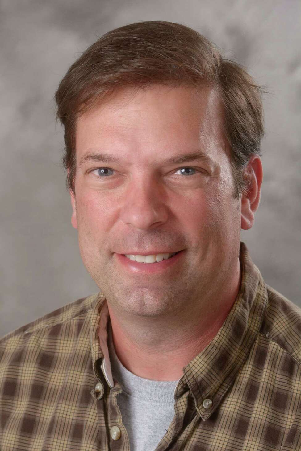 Brian Hough was an assistant professor of geology at SUNY Oswego.