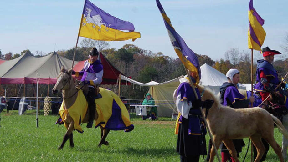 A man died during a freak accident at an medieval event in Northern Kentucky over the weekend.   PHOTOS: Of a medieval festival >>>>