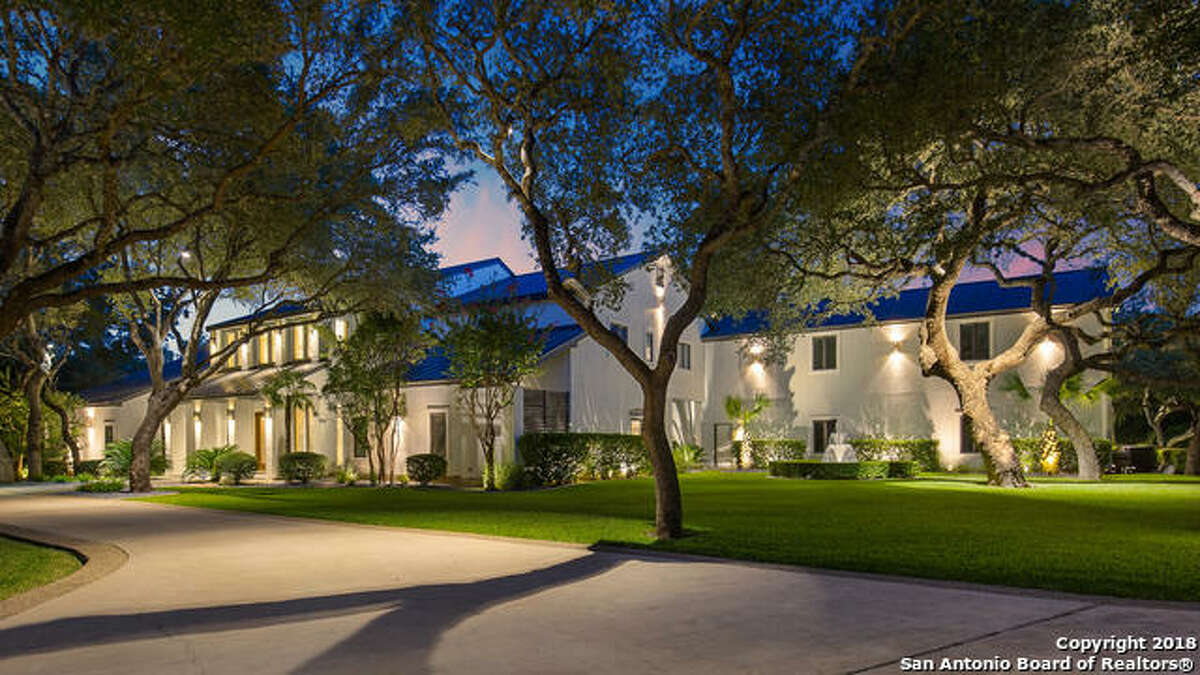 2. 116 Pin Oak Forest Size: 10,852 square feet Rooms: 6 Bathrooms: 7 full and 2 halves Asking price: $3.45 million
