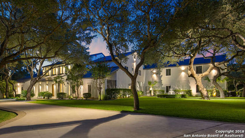 2.116 Pin Oak Forest Size: 10,852 square feet Rooms: 6 Bathrooms: 7 full and 2 halves Asking price: $3.45 million