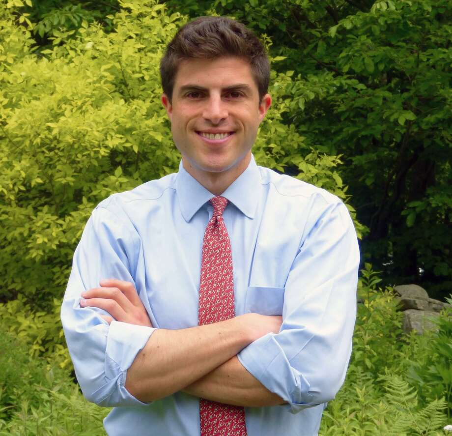 Matthew Blumenthal, Democratic candidate for the House of Representatives 147th District seat. Photo: Contributed Photo / Contributed Photo / Stamford Advocate Contributed
