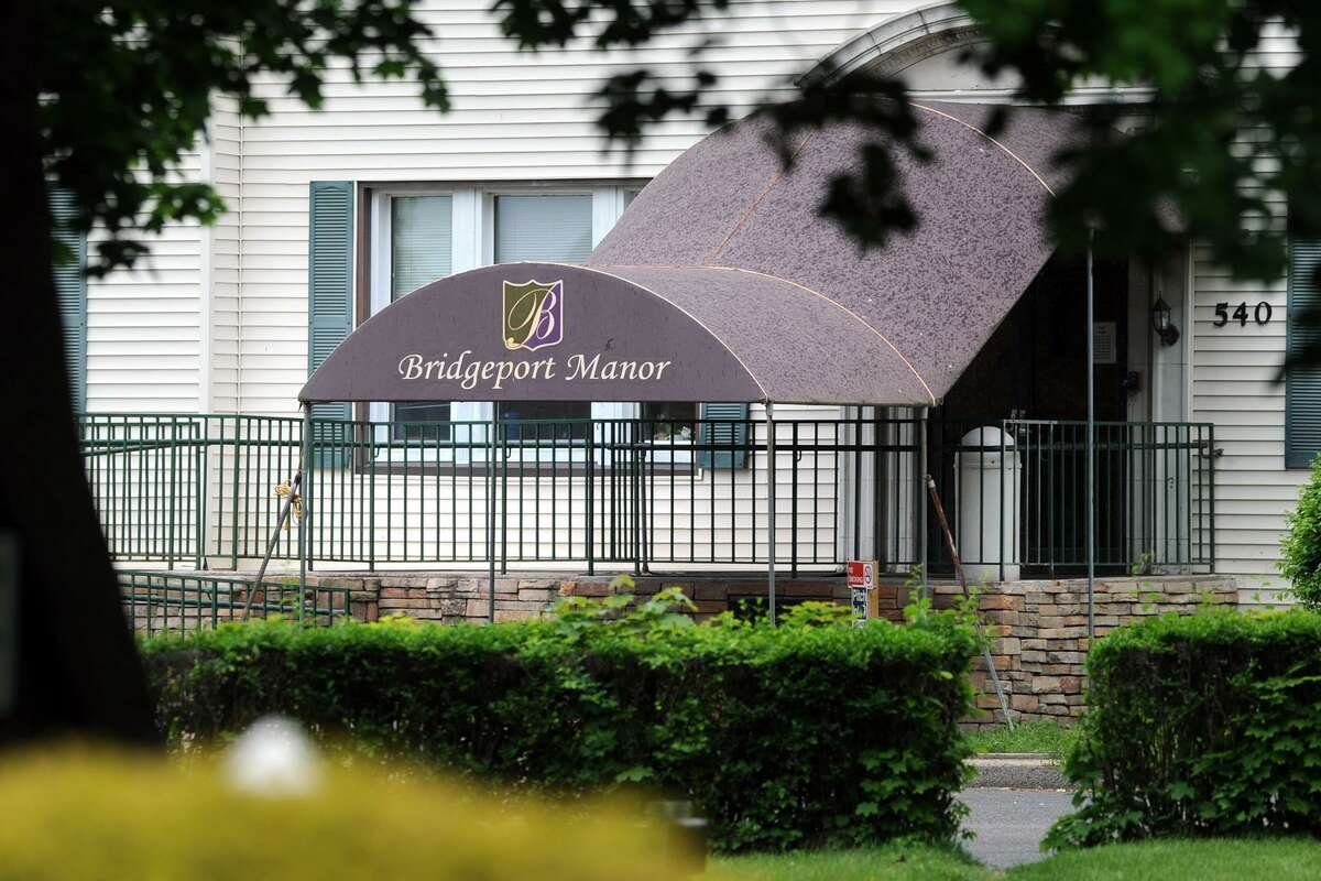 Employees are being laid off and residents are being relocated as Bridgeport Manor, 540 Bond St., prepares to close.