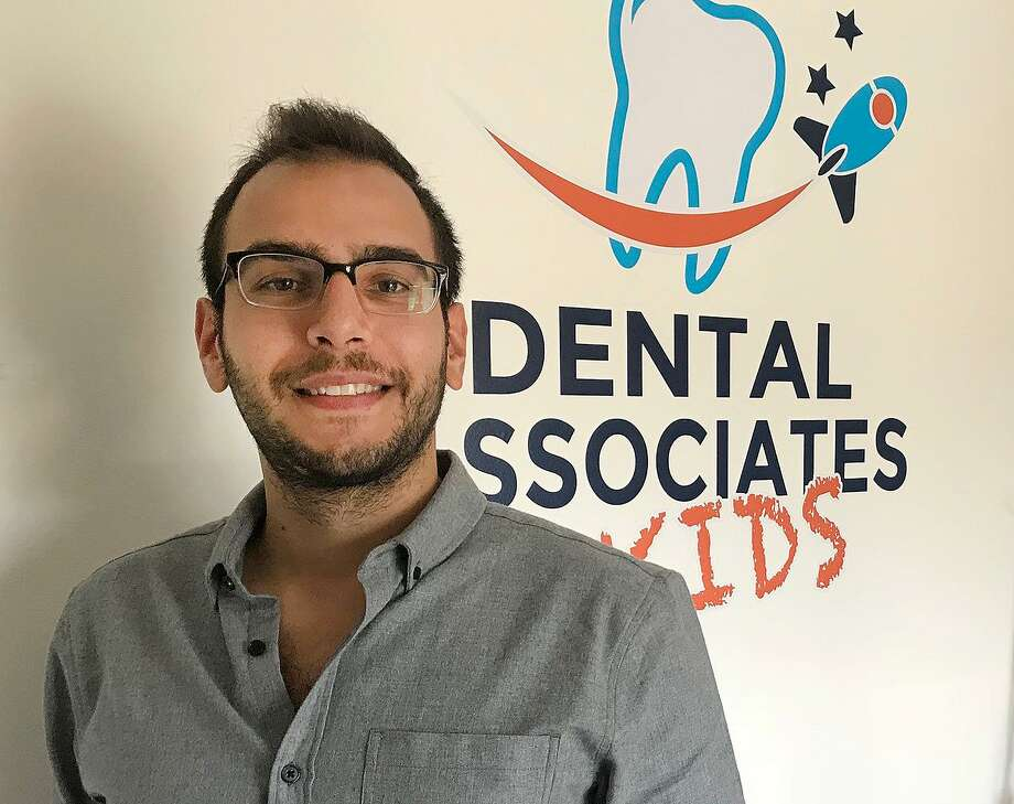 Adam Richichi, CEO of Dental Associates of Connecticut, at the practice's New Milford office. Photo: Chris Bosak / Hearst Connecticut Media / The News-Times