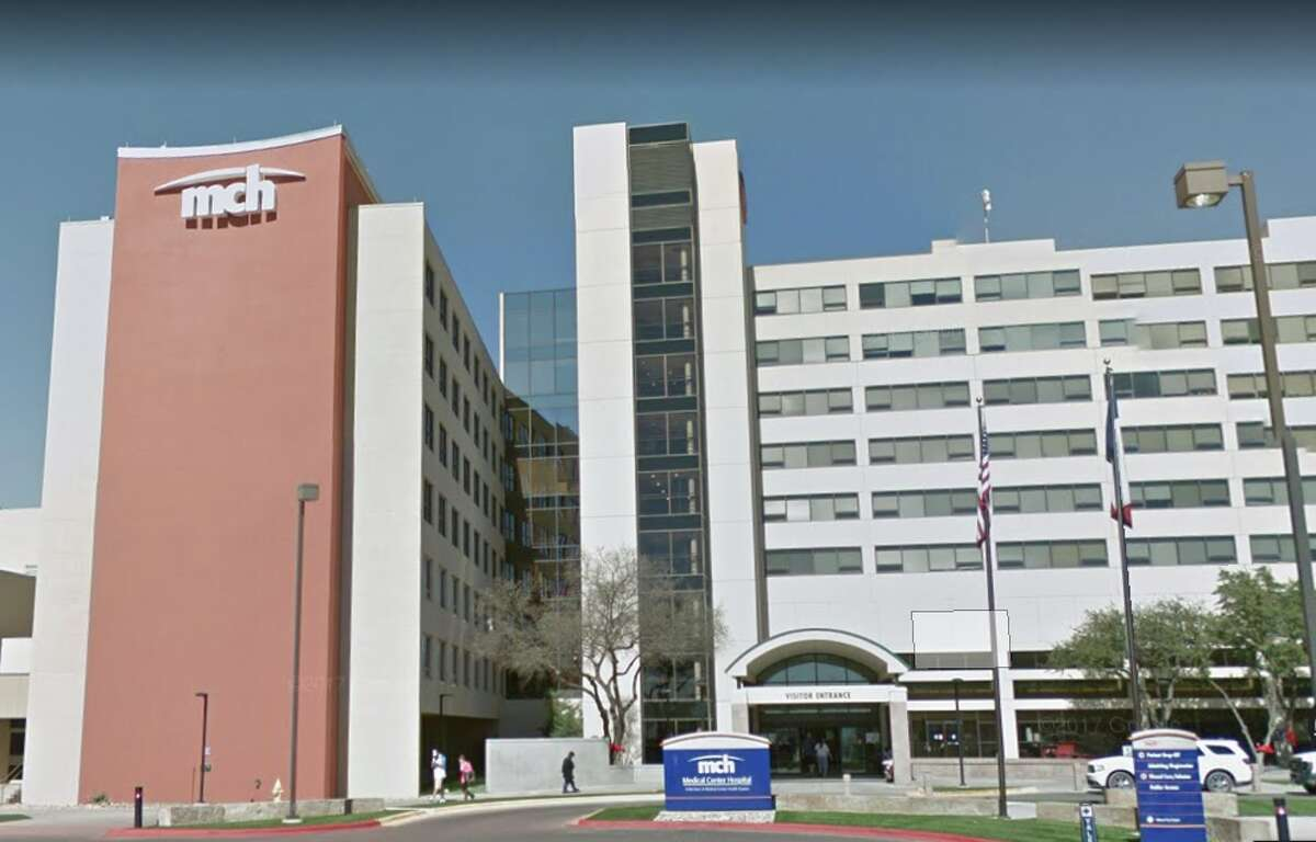 Medical Center Hospital reported Thursday that hospital staff have received death threats and bomb threats after a photo was posted on social media showing a COVID-19 patient wearing a plastic drape.