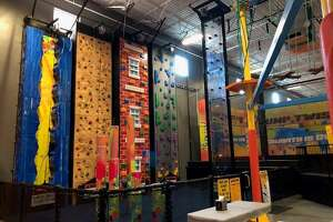 Urban Air Adventure Park Laredo will feature an indoor coaster, ropes course, climbing walls, obstacle courses and more.