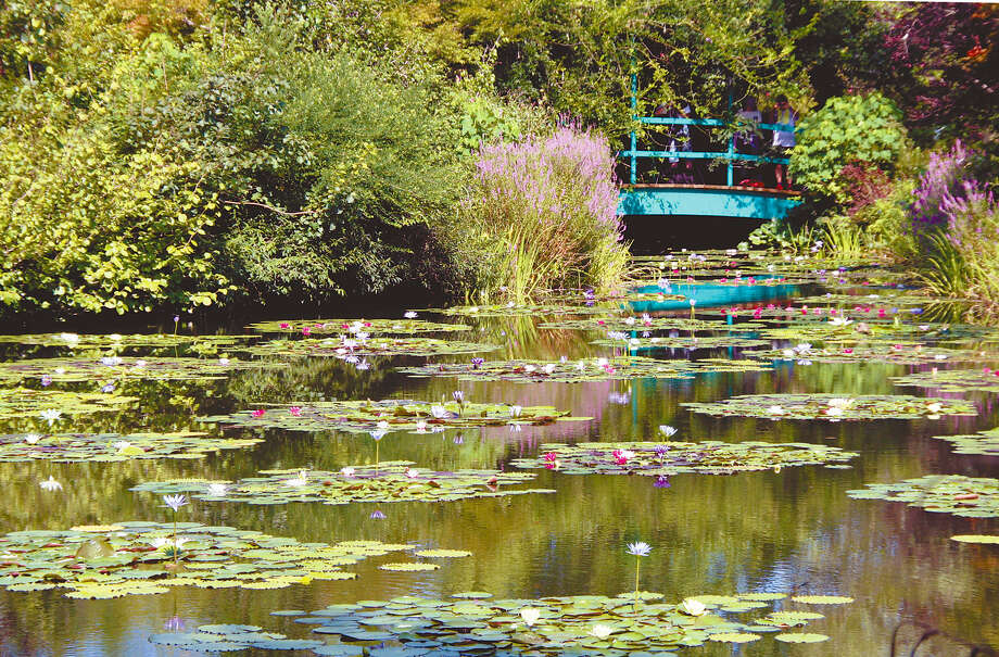 Japan\'s only Monet garden found in southern village - Houston Chronicle
