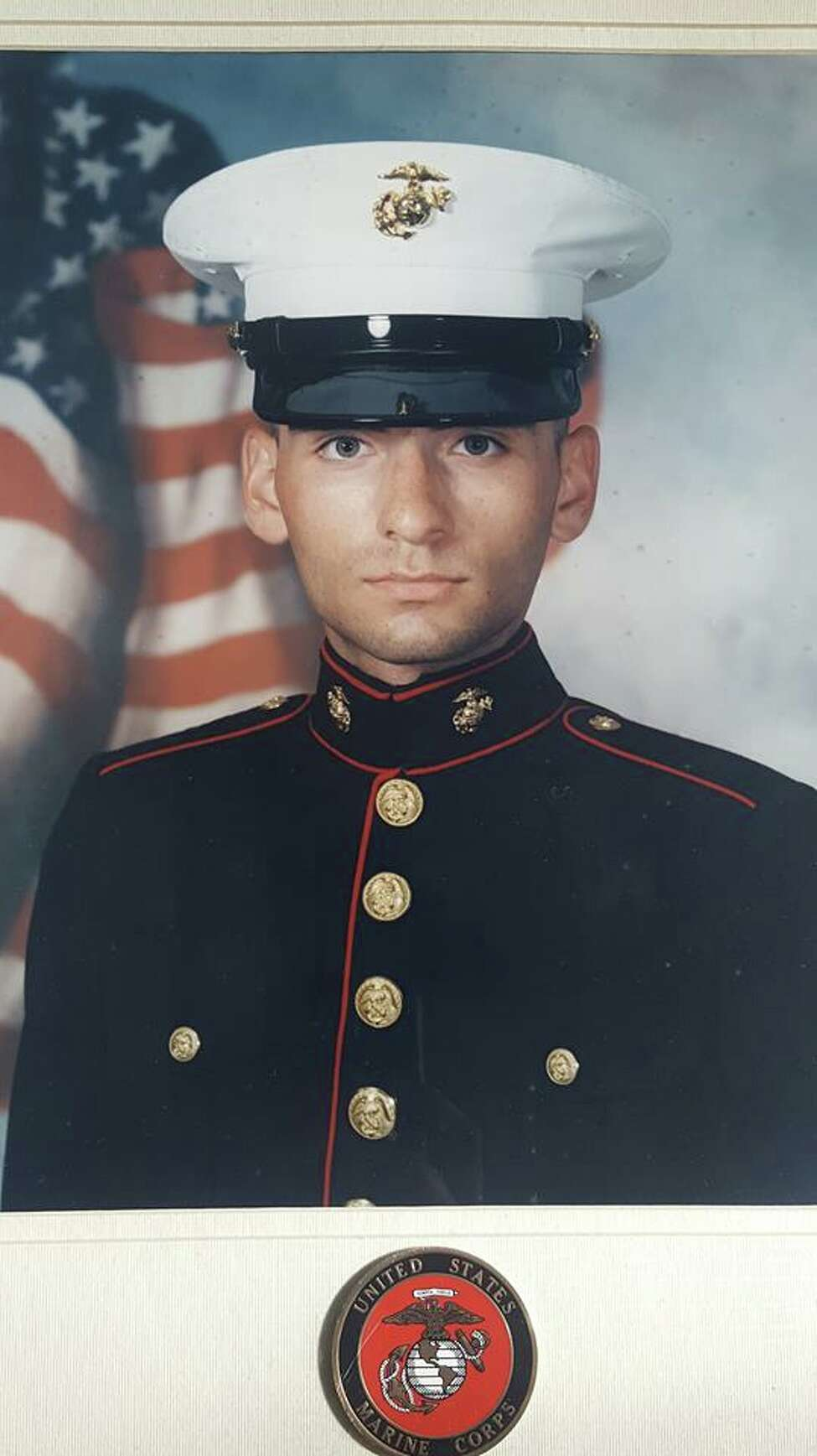 Michael Ukaj, a Marine Corps veteran, was killed on his 34th birthday in the limo crash in Schoharie on Oct. 6, 2018.