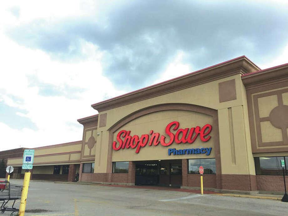 The Edwardsville Shop 'n Save store on Troy Road. Photo: Julia Biggs/Intelligencer