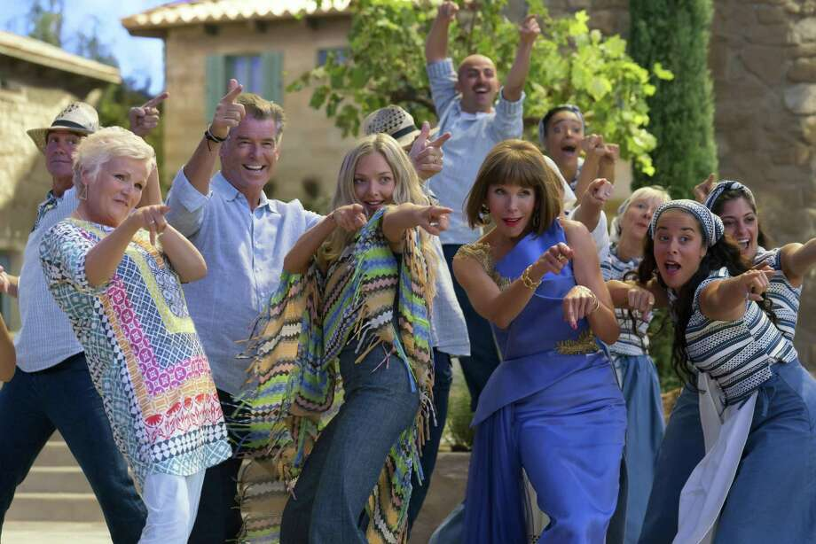 """Who is singing along to the """"Mamma Mia! Here We Go Again"""" soundtrack? You are. Photo: Universal Pictures / © Universal Pictures"""
