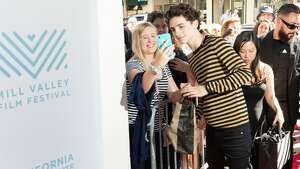 SAN RAFAEL, CA - October 6 - Timothée Chalamet attends MVFF41 Red Carpet Arrival for BEAUTIFUL BOY on October 6th 2018 at Smith Rafael Film Center in San Rafael, CA (Photo - Drew Altizer)