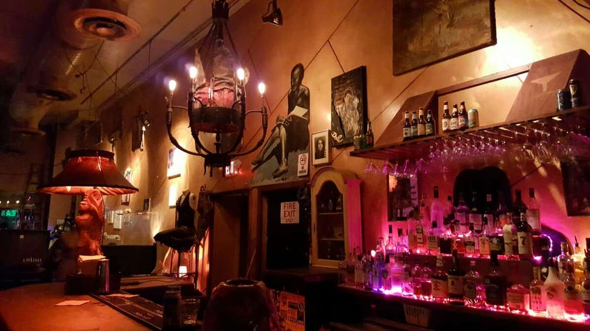 Notsuoh Downtown, Fourth Ward Why it's great:Notsuoh is a weird, quirky art bar that showcases poetry readings, live music and chess. Paying a visit to check out the bar's wild interior is worth the trip alone. Photo:J.R.F./YelpNotsuoh