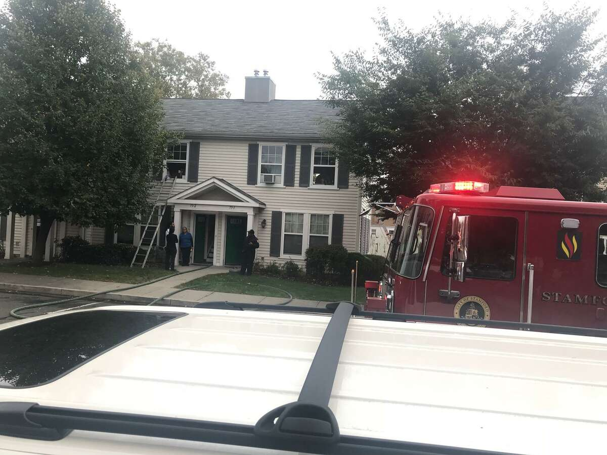 While little damage can be seen from the outside, a kitchen fire in a Southwood Square apartment early Tuesday afternoon has displaced the residents living there.