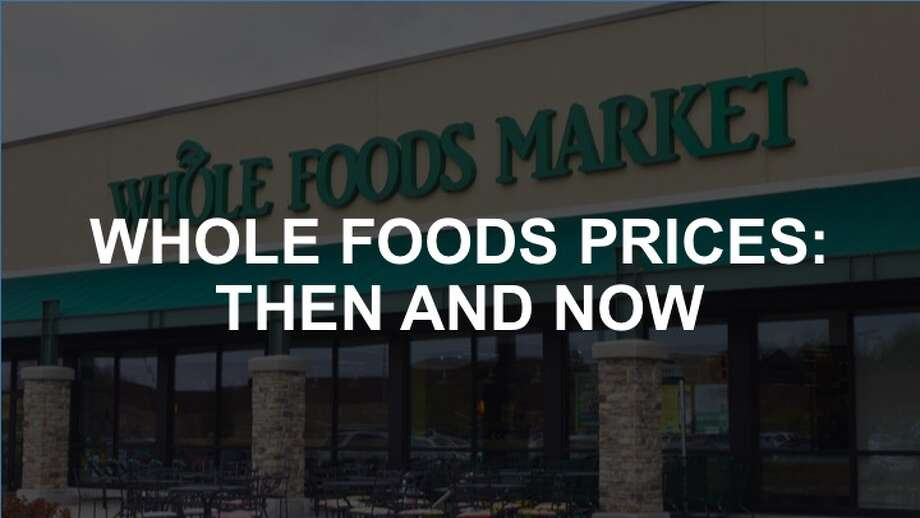 Click through the gallery to see Whole Foods — then and now. Photo: Jonathan Weiss /TNS