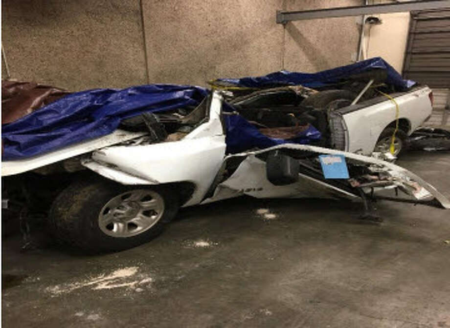 A multiple-fatality collision on Sunday, Oct. 7, 2018 led to the arrest of one man, believed by WSP to have been the driver. Troopers are seeking witnesses for any information. Photo: WSP Photo