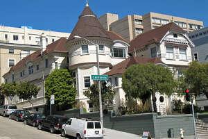 Atherton House on 1990 California Street in San Francisco.