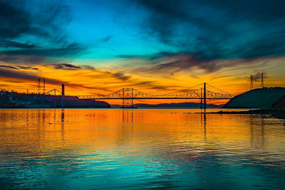 Vallejo offers many stunning water views of Mare Island Strait, San Pablo Bay and the Carquinez Strait as well as opportunities for recreation. Photo: Walter G.