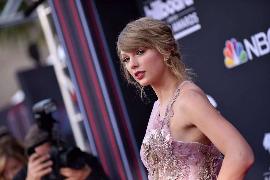 "Singer/songwriter Taylor Swift attends the 2018 Billboard Music Awards 2018 at the MGM Grand Resort International. Pop star Taylor Swift is not really known for making political statements, but the ""Bad Blood"" singer is no longer holding back ahead of the midterm elections in November. In a lengthy post on Instagram on October 7, 2018, where she has 112 million followers, the 28-year-old Swift says while she has been ""reluctant"" to share her political views in the past, she has changed her mind. Photo: LISA O'CONNOR, Contributor / AFP/Getty Images / AFP or licensors"