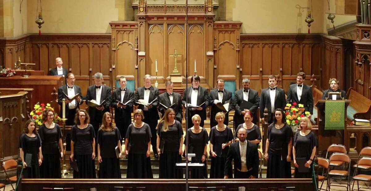 GMChorale's Alchemy is performing in Cheshire, Saturday, Oct. 13.