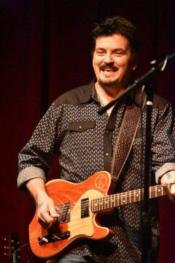 Friday, Mike Zito leads the Blues Caravan into Infinity Hall in Norfolk. Photo: Contributed Photo / 2016