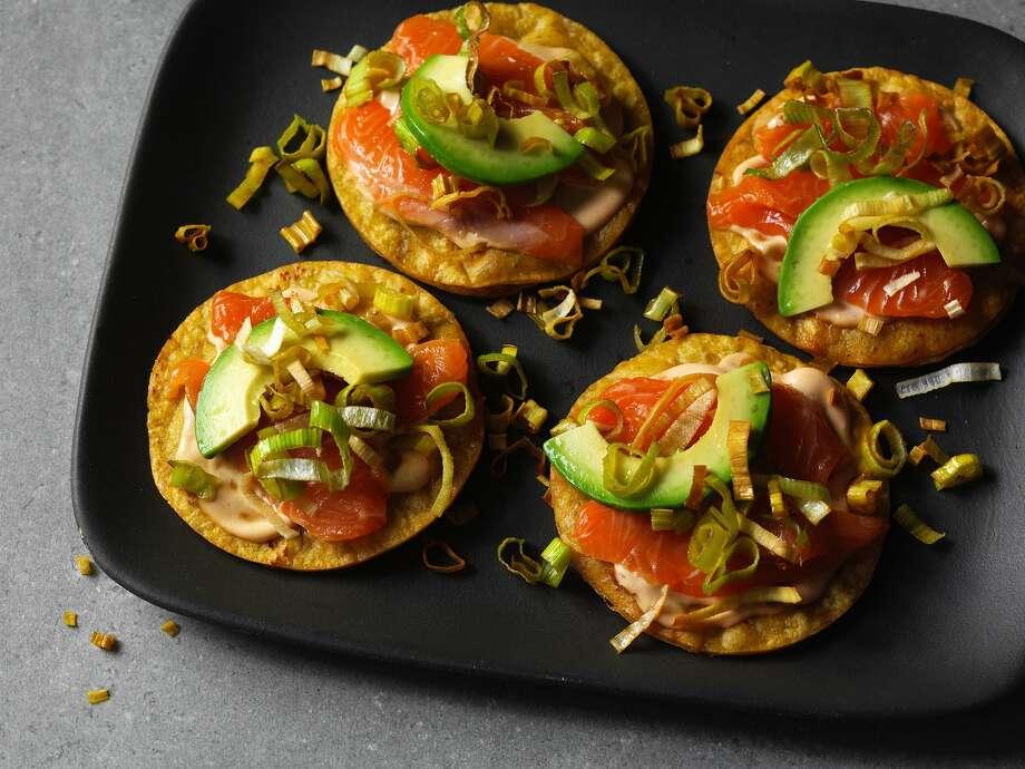 Recipe: How to make Cala's trout tostadas