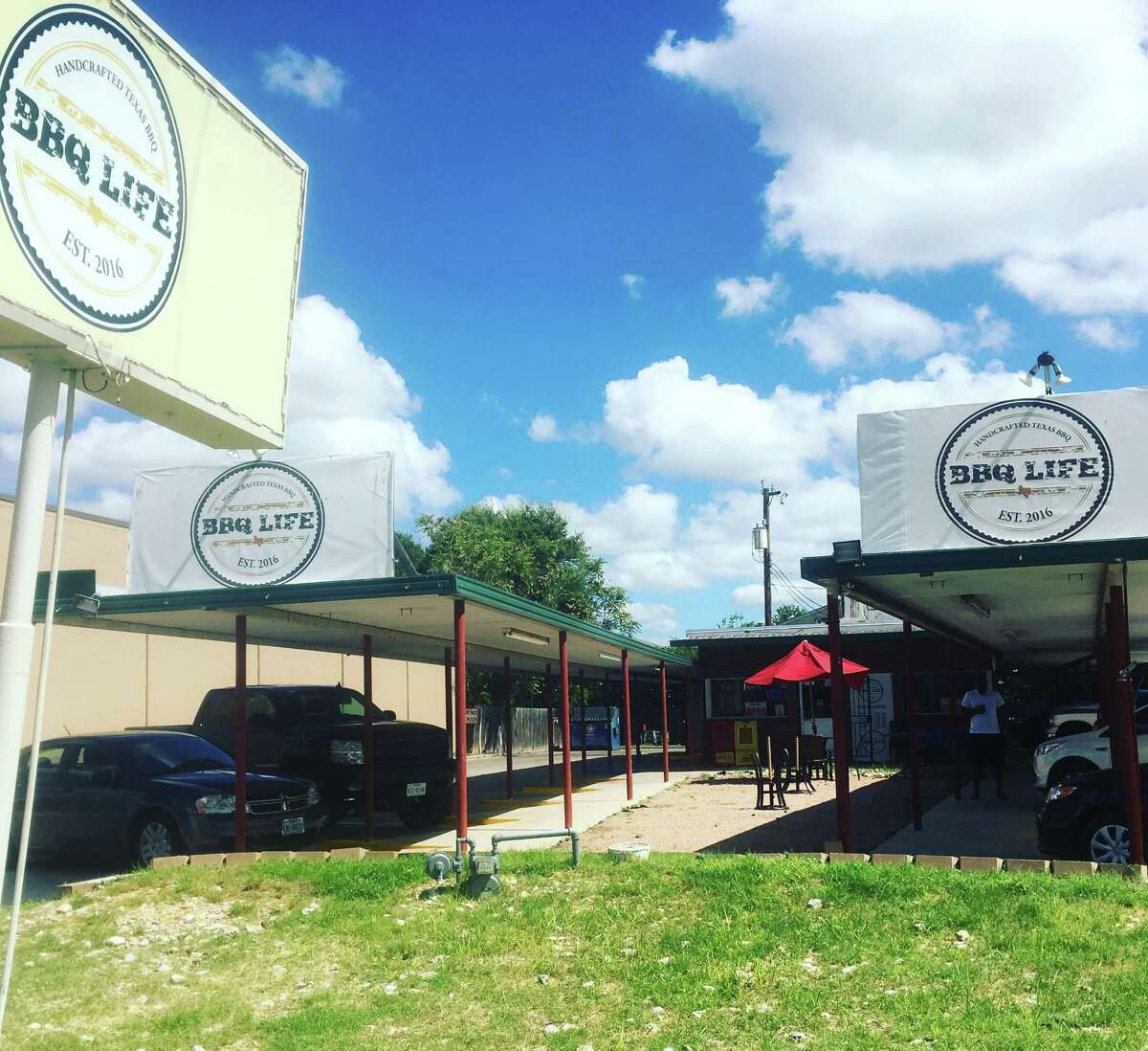 BBQ Life is located at 902 S. W.W. White Road and has been in business since 2016.