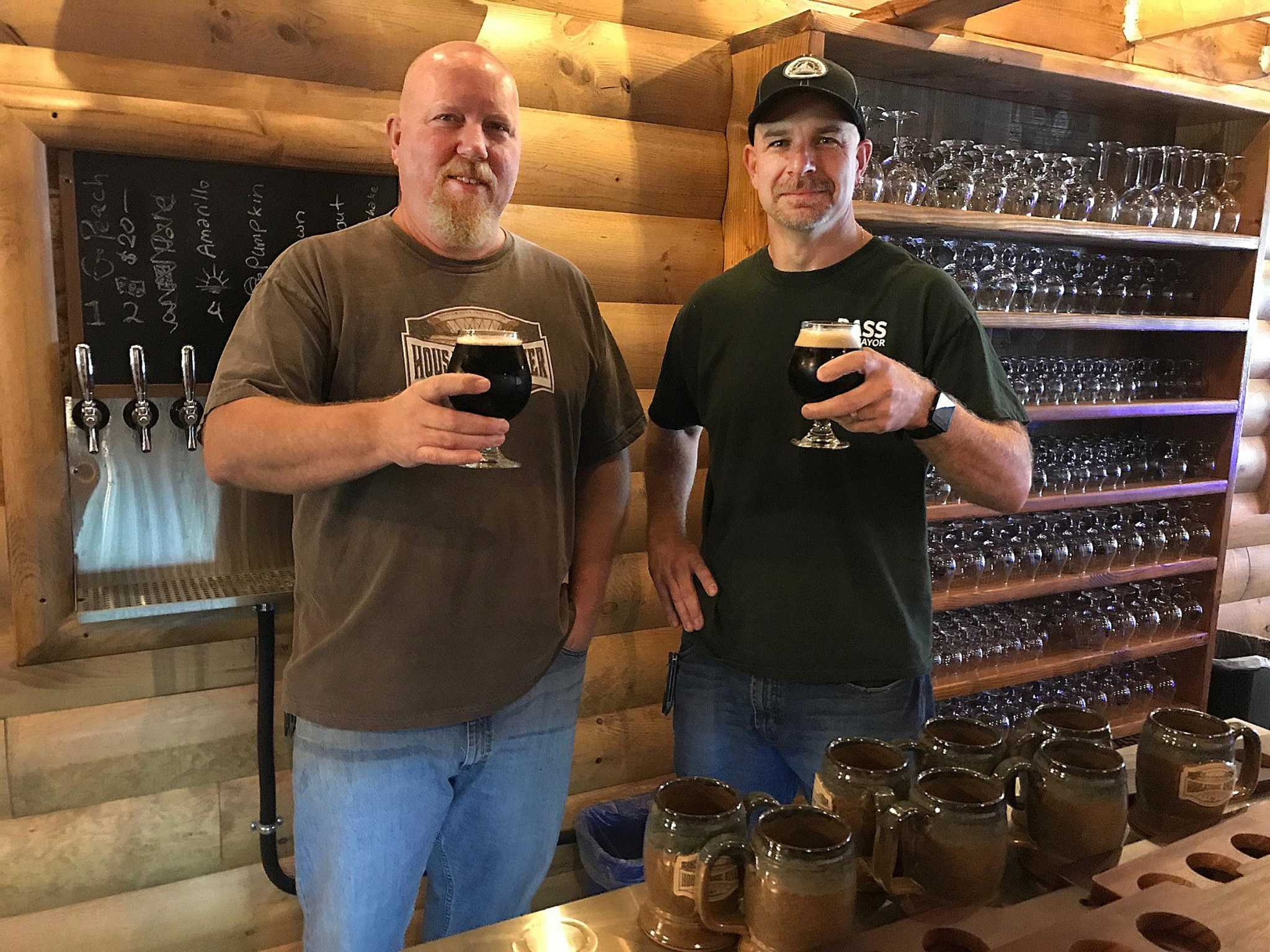 Housatonic River Brewery Offers Rustic Playful