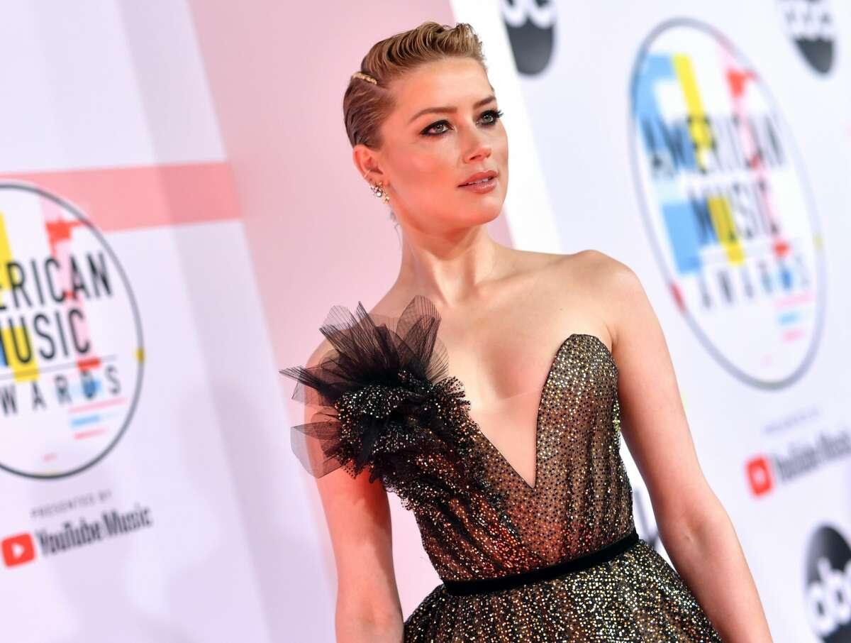 Amber Heard, co-star of