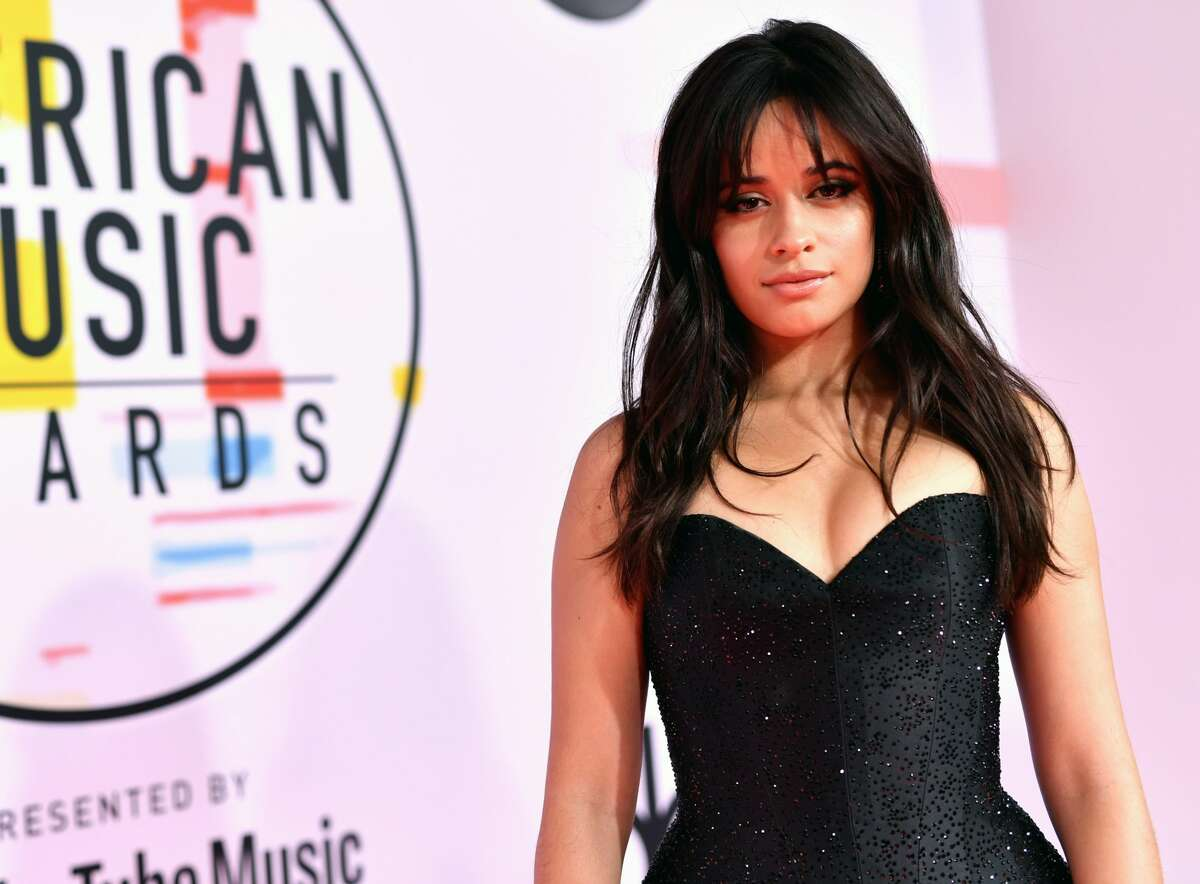 LOS ANGELES, CA - OCTOBER 09: Camila Cabello attends the 2018 American Music Awards at Microsoft Theater on October 9, 2018 in Los Angeles, California. (Photo by Emma McIntyre/Getty Images For dcp)