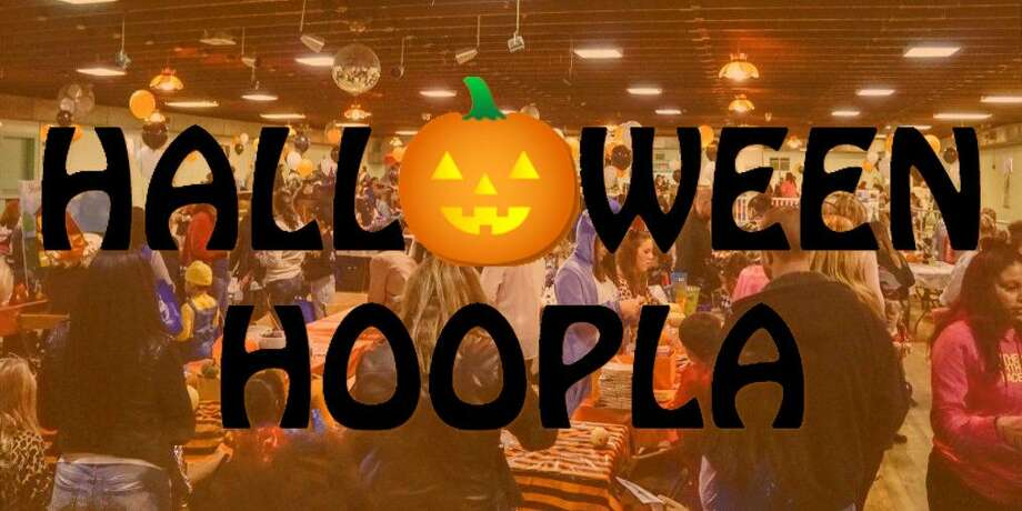 "Healthy Halloween treats, games, and health and safety information await families at the free 17th Annual Children's Health and Safety ""Halloween Hoopla"" Fair on Fri., Oct. 26, 2018, from 3-7 p.m. at Warsaw Park in Ansonia. Photo: Contributed / Griffin Hospital"