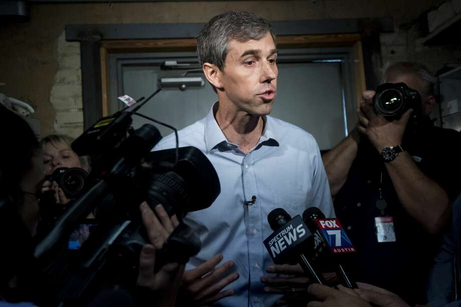 """Rep. Beto O'Rourke said he's """"not down with super PACs"""" in regards to a Richard Linklater-directed political attack ad against Sen. Ted Cruz.  >>> Seewhere Cruz and O'Rourke stand on the biggest issues facing Texans. Photo: Bill Clark/CQ-Roll Call, Inc."""