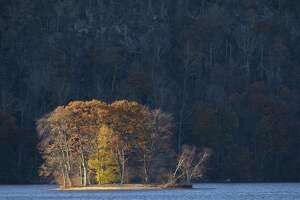 File photo of Candlewood Lake during the fall.