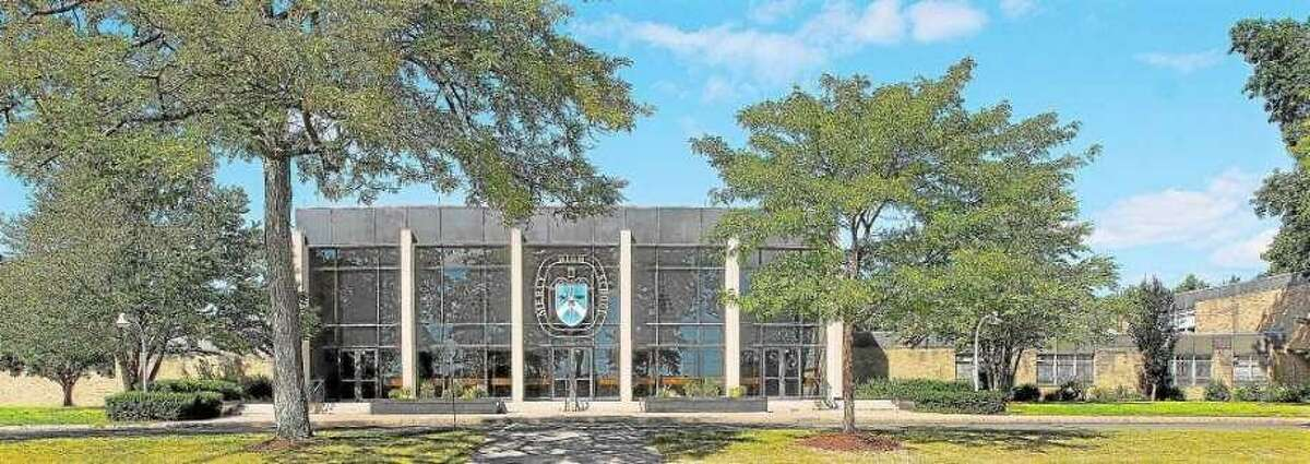 Mercy High School in Middletown
