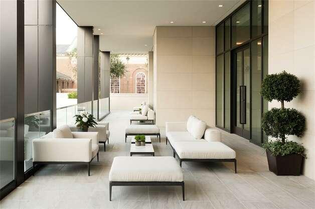 Greenway Plaza: 3433 Westheimer PH 1E List price: $7.5 million Size: 7,872 square feet Photo: Houston Association Of Realtors