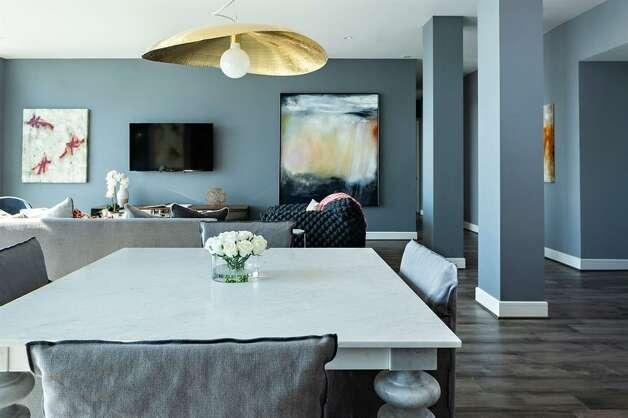 Briar Hollow: 4521 San Felipe, PH 2902 List price: $4.25 million Size: 4,788 square feet Photo: Houston Association Of Realtors