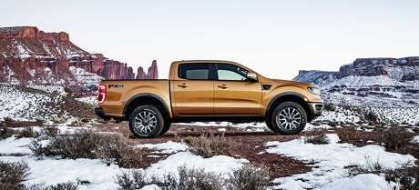 The revamped Ford Ranger should be on sale to the public during the first few months of 2019. Photo: Ford