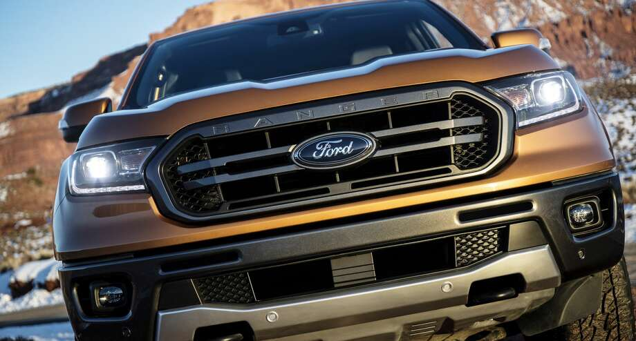 PHOTOS: Ford reintroduces the Ranger The all-new 2019 Ford Ranger is seen here