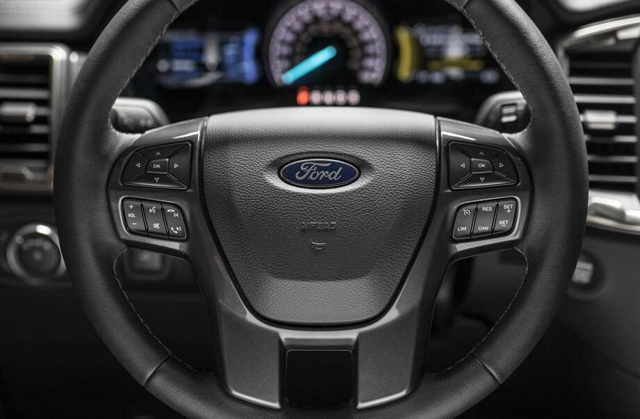 The Ranger will be available in eight exterior colors and two interior colors. Photo: Ford