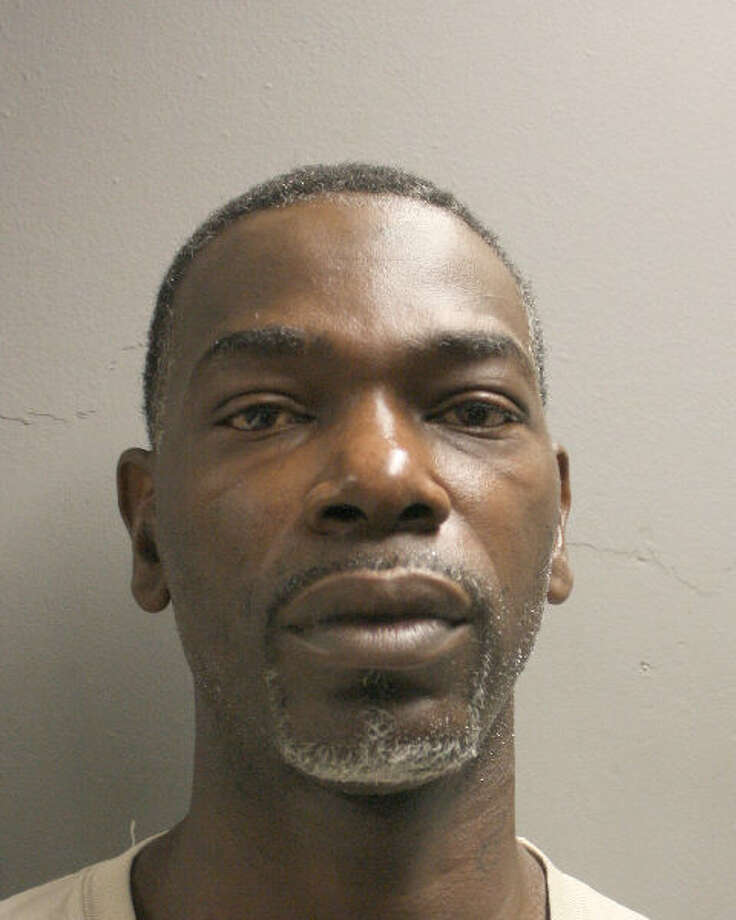 """Darrell Burnside, 49, was charged in Aug. for what homicide investigators called """"the retaliation murder"""" ofAshley George, whose body was found in Clear Lake Park on April 24. Photo: Harris County Sheriff's Office"""