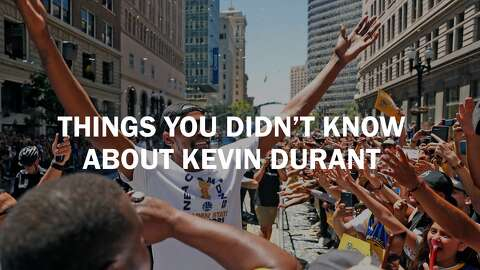 fc524d4dacf1 Kevin Durant is responsible for the University of Miami s football  recruiting woes