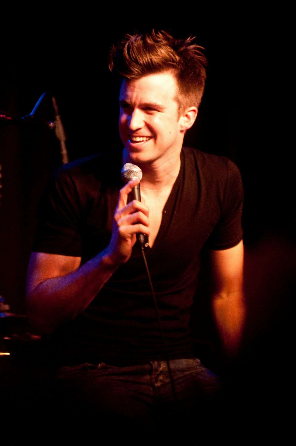 """Gavin Creel, a Tony Award-winner for the Bette Midler-led revival of """"Hello, Dolly!,"""" makes his San Francisco concert debut as part of the Bay Area Cabaret season in the Venetian Room at the Fairmont Hotel on Sunday, Oct. 14."""