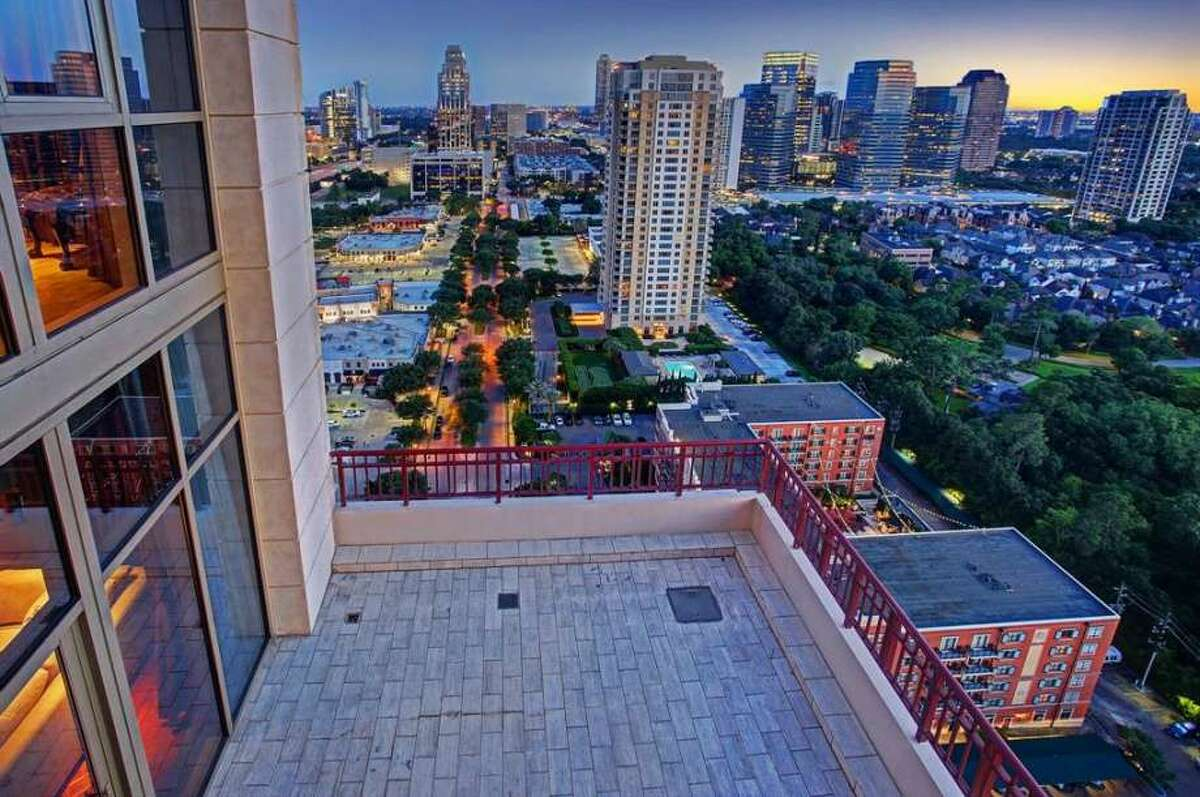 Tanglewood: 1000 Uptown Park Blvd., #264 List price: $4.995 million Size: 6,260 square feet