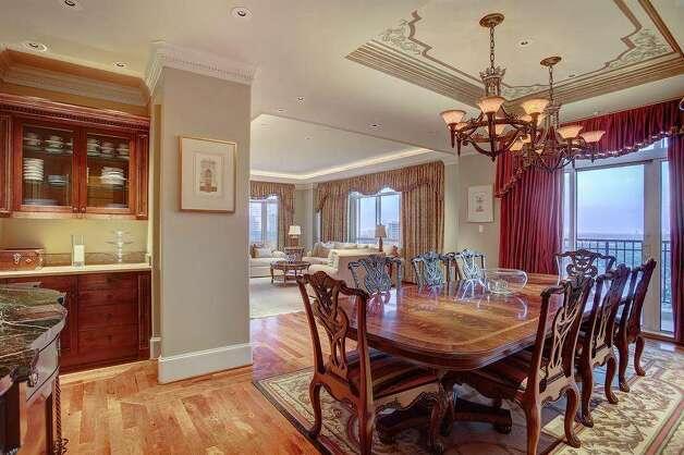 Tanglewood: 1000 Uptown Park Blvd., #264  List price: $4.995 million Size: 6,260 square feet Photo: Houston Association Of Realtors