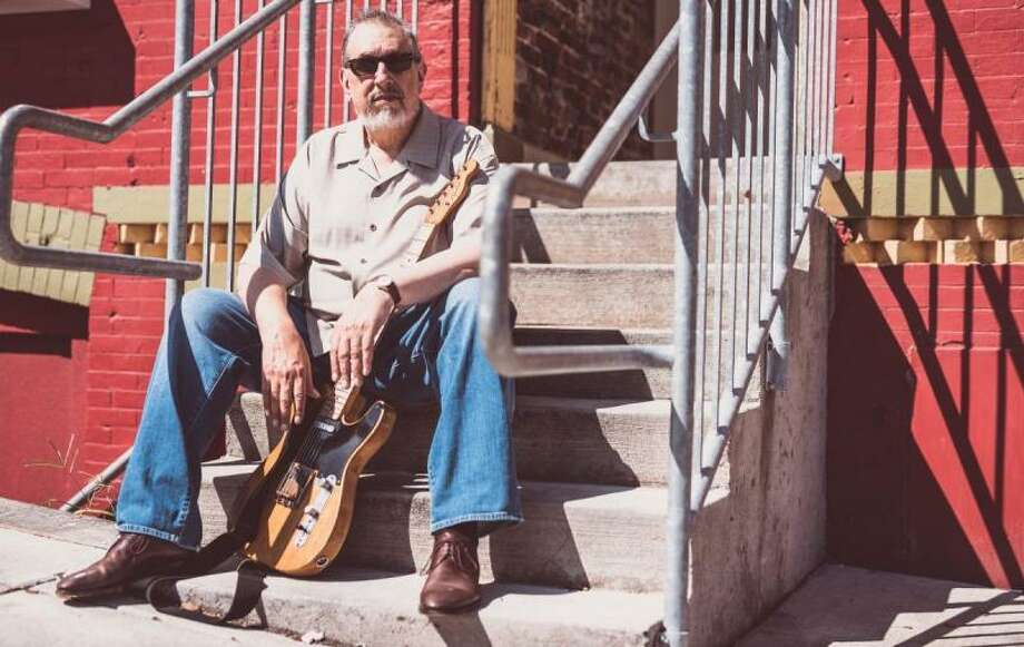 Musician David Bromberg is performing at Infinity Hall in Norfolk Friday, Oct. 19. Photo: Alligator Records / Contributed Photo