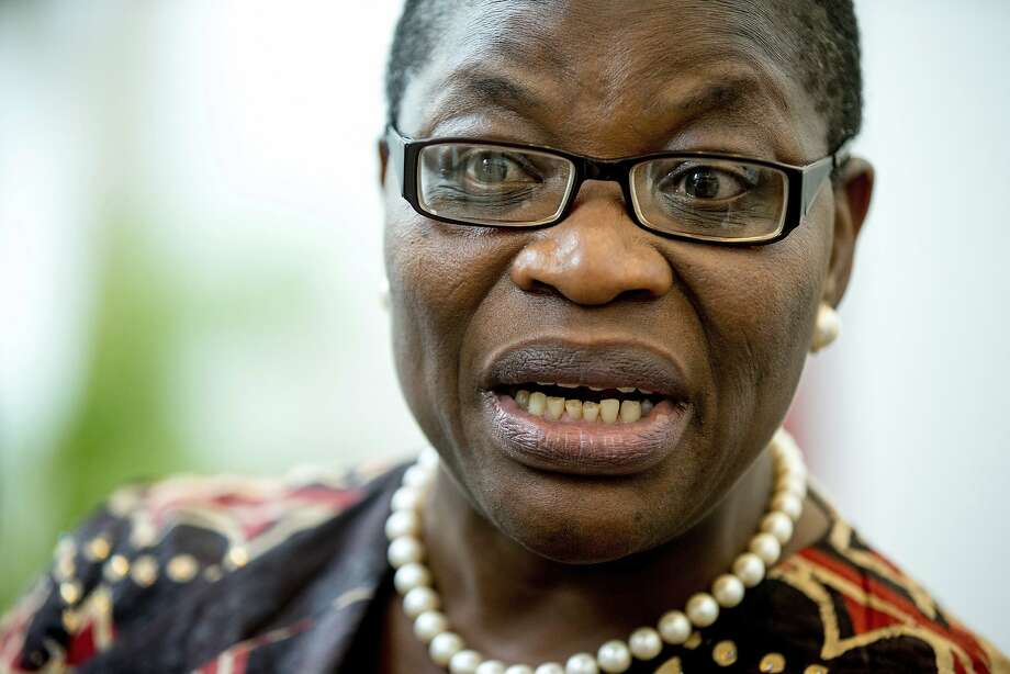 Oby Ezekwesili co-founded Transparency International, one of the world's leading organizations against corruption. Photo: Andrew Harnik / Associated Press