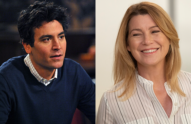 Josh Radnor Joins 'Grey's Anatomy' as Meredith Grey's New ...
