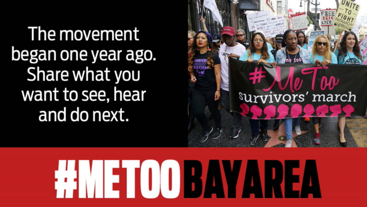 A year of #MeToo amplified women's voices  But who is
