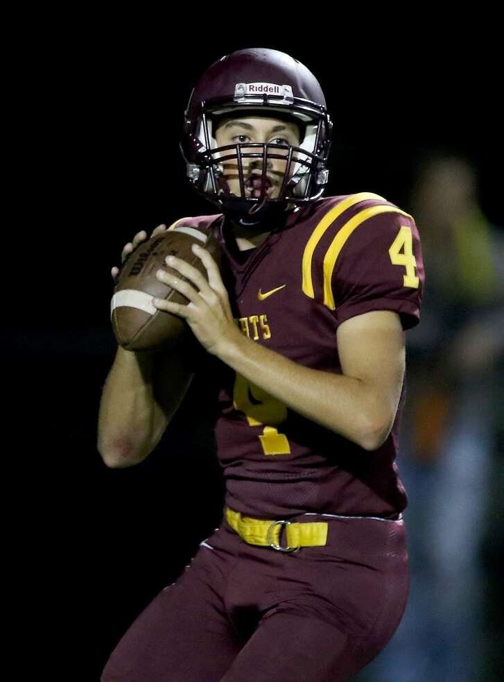 Quarterback Dylan Graham has been one of the driving forces behind the resurgence of Las Lomas-Walnut Creek. He's thrown for nearly 1,600 yards and 17 touchdowns in eight games, all of which the Knights have won.